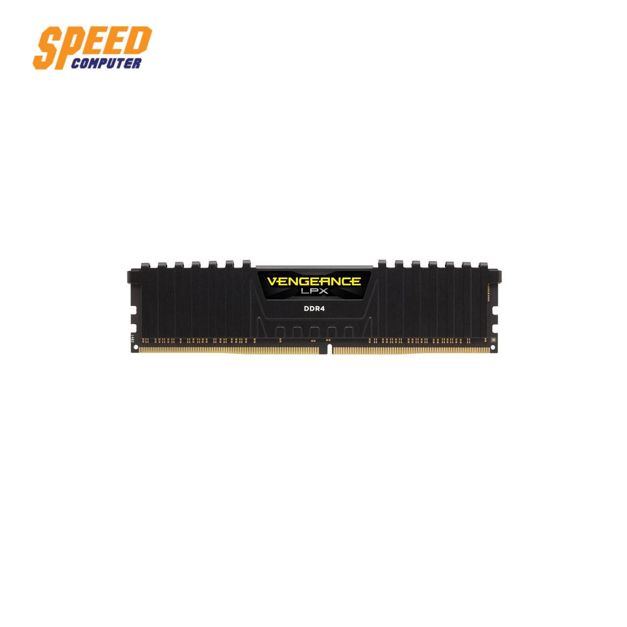 แรม CORSAIR VENGEANCE LPX 16GB DDR4 BUS 3000 (8x2) BLACK