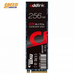 ADDLINK HARDDISK SSD S70 256GB M.2 Pcle