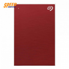 SEAGATE STHN1000403 HDD EXTERNAL 1TB 2.5 BACKUP PLUS SLIM RED USB 3.0 3YEAR NEW 2019