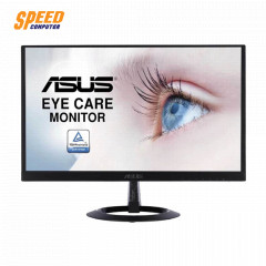 ASUS VZ249HE MONITOR LED ULTRA-LOW BLUE LIGHT 23.8INC FHD 1920X1080 IPS, ULTRA SLIM DESIGN,FRAMELESS FLICKER FREE,16:9,5MS,80000000:1,250CD,HDMI,D-SUB