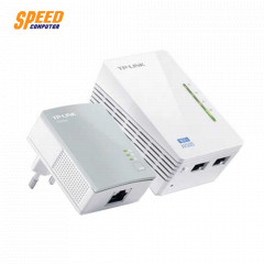 TPLINK TL-WPA4220 KIT POWER LINE 300Mbps Wireless AV500 Extender