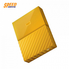 WESTERN WDBS4B0020BYL-WESN HDD EXTERNAL 2.5 2TB MYPASSPORT NEW 3.0 YELLOW