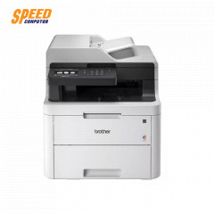 BROTHER PRINTER COLOR LASER MFC-L3735CDN PRINT/SCAN/COPY/FAX 3 YEARS