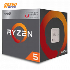 AMD CPU RYZEN 5 3400G 4CORE,8THREAD 4.2GHz