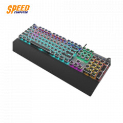 PHILIPS GAMING KEYBOARD MECHANICAL SPK8614GP GREY (PUNK KEYCAP)