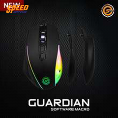 NEOLUTION E-SPORTS GAMING MOUSE GUARDIAN 3200DPI / 8 BUTTONS / 10 MILLION CLICKS / WITH SOFTWARE