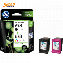 HP INK 678 BLACK+COLOR COMBO 2-PACK (L0S24AA)