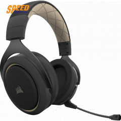 CORSAIR GAMING HEADSET HS70 PRO WIRELESS 7.1 SE