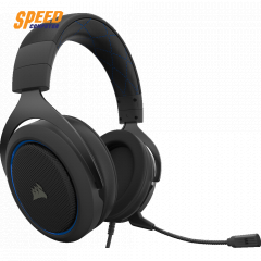 CORSAIR GAMING HEADSET HS50 PRO STEREO BLUE