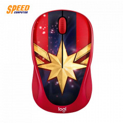 LOGITECH M238 MOUSE WIRELESS MAVEL CAPTAIN MAVEL //
