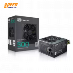 COOLERMASTER POWERSUPPLY MASTERWATT LITE 500W 80PLUS WHITE