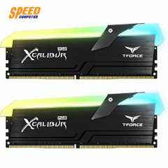T-FORCE RAM PC XCALIBUR BLACK 16GB 8GB*2 DDR4 4000 CL18 SPECIAL