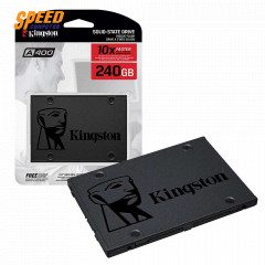 KINGSTON HARDDISK SSD SA400S37/240G SA400 240GB 2.5INC SATA3 7MM READ:500MB/s WRITE:350MB/s