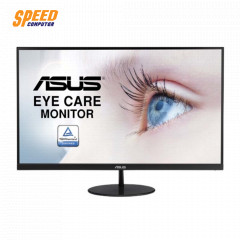 ASUS MONITOR VL249HE 23.8 1920X1080 75Hz  Wall Mountable, Flicker Free, Blue Light HDMI 3 YEAR