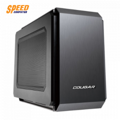 COUGAR CASE ITX MINI QBX BLACK 2X USB3.0 HD AUDIO