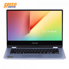 ASUS TP412FA-EC180T VIVOBOOK FLIP NOTEBOOK I3-8145U/RAM 4GB/SSD256GB PCIe M.2/Intel UHD Graphics 620/14 FHD/WINDOWS10/SILVER BLUE