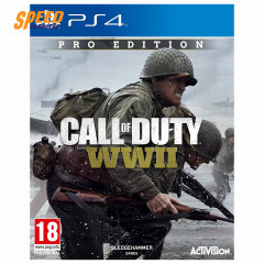 PS4-G CALL OF DUTY:WWII [PRO EDITION] (R3)(EN)