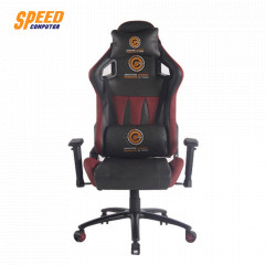 NEOLUTION E-SPORT GAMING CHAIR HELIOS GREY RED