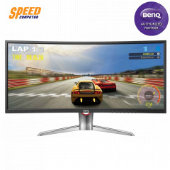 BENQ XR3501 MONITOR LED 35INCH   21:9 ULTRA WIDE 2560x1080 144 Hz 4Ms HDMIx2 DPx1.2x1 MiniDPx1 AUDIO OUT Flicker free