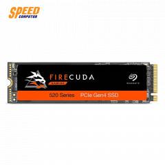 SEAGATE HARDDISK SSD FIRECUDA 520 500GB M.2 PCIE GEN4 NVME R/W5000/5000