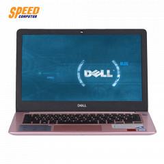 DELL-W566851004PTH-5370-PK NOTEBOOK i5-8250U/4GB/AMD  530 (2GB GDDR5)/256 GB SSD/13.3 inch (1920x1080) Full HD/Ubuntu/PINK