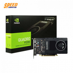 LEADTEK VGA CARD NVDIA QUADRO P2200 5GB GDDR5 DP*4 PCIE GRAPHICS CASE ROHS