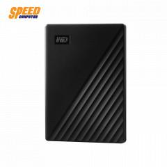 WESTERN HARDDISK EXTERNAL 4TB 2.5 MY PASSPORT WDBPKJ0040BBK-WESN BLACK USB3.2 GEN1 3YEAR