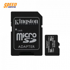 KINGSTON SDCS2 16GB MICRO SD CARD CANVAS SELECT PLUS C10 100MB/S READ