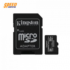 KINGSTON SDCS2 32GB MICRO SD CARD CANVAS SELECT PLUS C10 100MB/S READ