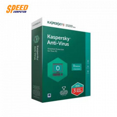 KASPERSKY ANTI VIRUS 219 (KL11714CAFS) LICENSE SOUTH-EAST-ASIA EDITION ตัวเต็ม