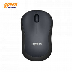 LOGITECH M221 MOUSE WIRELESS SILEN CHARCOAL COLOR2.4 GHZ //