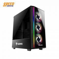 NUBWO CASE NPC-318 BLIZZARD GAMING FAN RGB*4
