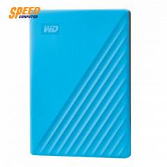 WESTERN HARDDISK EXTERNAL 5TB 2.5 MY PASSPORT WDBPKJ0050BBL-WESN BLUE USB 3.2 GEN1 3 YEAR