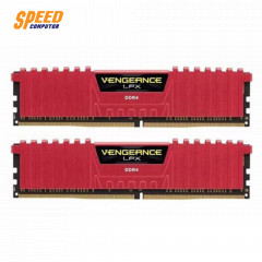CORSAIR RAM PC VENGEANCE LPX 16GB BUS2666 8*2 RED