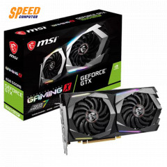 MSI VGA CARD GEFORCE GTX 1660 SUPER GAMING X 6GB OC GDDR6