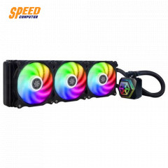 AIO CPU PF360 liquid cooling/ARGB/Triple 120mm PWM fan/ MCT pump/Universal Intel & AMD socket solution