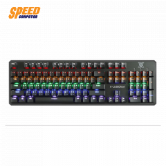 NUBWO GAMING KEYBOARD X-LUTION NK-X21M+ BROWN SWITCH