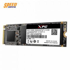 ADATA SSD XPG SX6000 512GB M.2 NVME 1.3 R/W speed up to 1800/1200MB/s