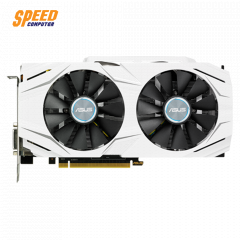 ASUS VGA CARD DUAL-GTX1060-O6G GEFORCE NVIDIA GTX1060 6GB DDR5 OC EDITION DVI,HDMI,*2,DP*2