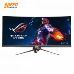 ASUS MONITOR PG349Q 34INCH ROG SWIFT 3440X1440 4MS 21:9 NVIDIA G Sync IPS ULTRA WIDE 3 YEARS