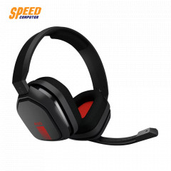LOGITECH GAMING HEADSET ASTRO A10 GREY/RED