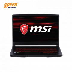 MSI GF63-9RCX-483TH NOTEBOOK I7-9750H/RAM 8 GB 2666MHz/SSD 512 GB PCIe NVMe M.2/15.6 FULL HD 60Hz/GTX 1050TI 4 GB/WIN10