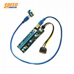 CARD RISER X1 TO X16 USB 3.0