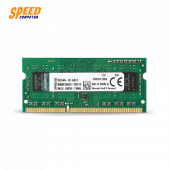 KINGSTON RAM NOTEBOOK KVR16S11S8/4 DDR3 4GB SPEED BUS:1600MHz