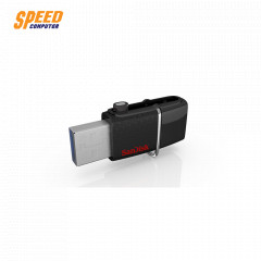 SANDISK ULTRA DUAL DRIVE USB3.0 64GB SPEED UP TO 150MB/SEC. 5YEARS