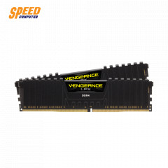 CORSAIR RAM PC CMK16GX4M2B3200C16 DDR4 16GB BUS:3200MHZ (8X2) VENGEANCE LPX BLACK
