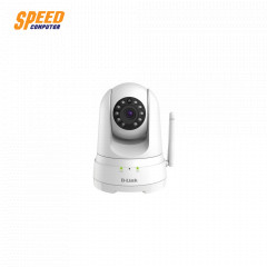 D-LINK DCS-8525LH IP CAMERA 1080P HD Two-way audio Pan and tilt Sound and motion detection Night vision
