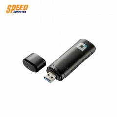 D-LINK DWA-182 WIRELESS AC1200 DUAL BAND USB ADAPTER (LIFE TIME)