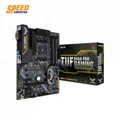 ASUS MAINBOARD TUF B450 PRO GAMING AM4
