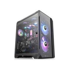 THERMALTAKE CASE VIEW 51 TG ARGB BLACK : CA-1Q6-00M1WN-00